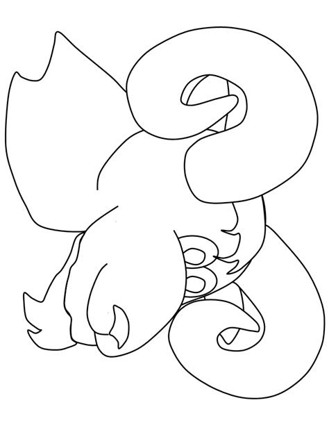 ram animal head drawing sketch coloring page
