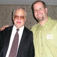 Rabbi Jason Miller and Danny Siegel