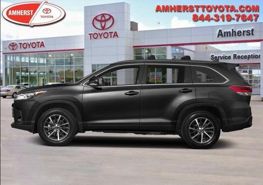 2018 Toyota Highlander 8 Seater Suv