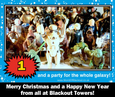...and party for the whole galaxy!