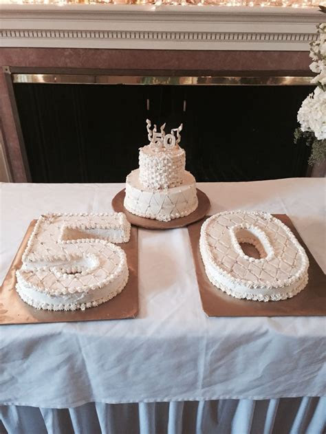 The 25  best 50th anniversary cakes ideas on Pinterest
