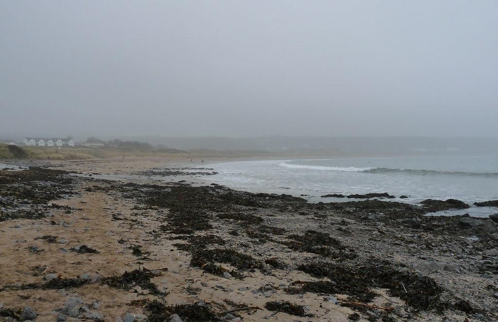 23809 - Port Eynon in the fog