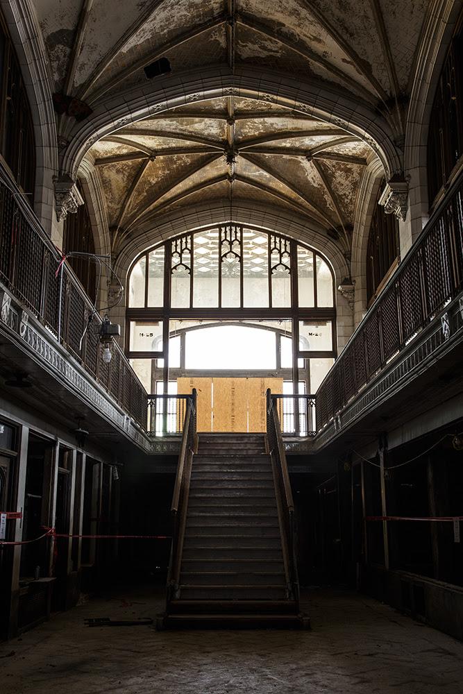 Wright Arcade Building © 2014 sublunar