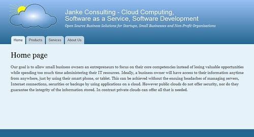 Janke Consulting by totemtoeren