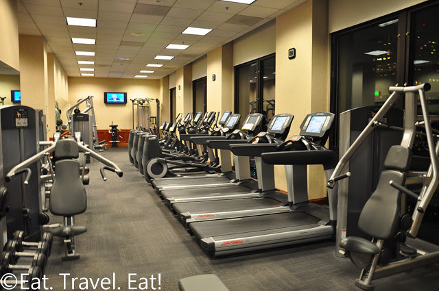 Grand Hyatt San Francisco: Stay Fit Gym 2