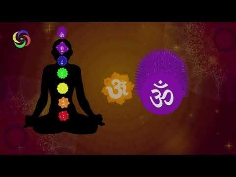 OM Chanting 963Hz | Crown Chakra Seed Mantras Meditation | Sahasrara Chakra | FREQUENCY of GODS