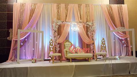 Wedding Decorations Toronto, Markham and Mississauga