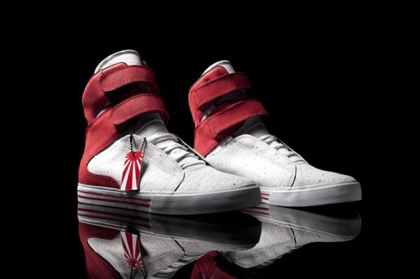 Supra TK Society Rising Sun Sneakers