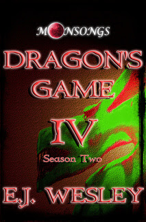 Dragon's Game, Moonsongs Book 4