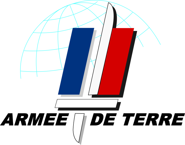 File:Logo of the French Army (Armee de Terre).svg