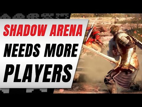 SHADOW ARENA Got BORED Waiting!