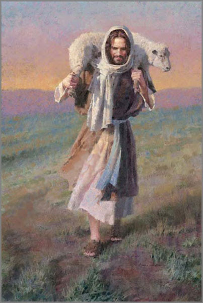 Morgan Weistling - Lord is My Shepherd