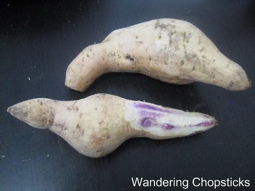 Okinawan Purple Sweet Potato 2