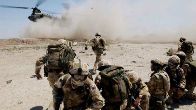 EE.UU. inició una reciente operación agresiva contra el Estado Islámico para evitar que continúe con la fabricación de armas químicas.