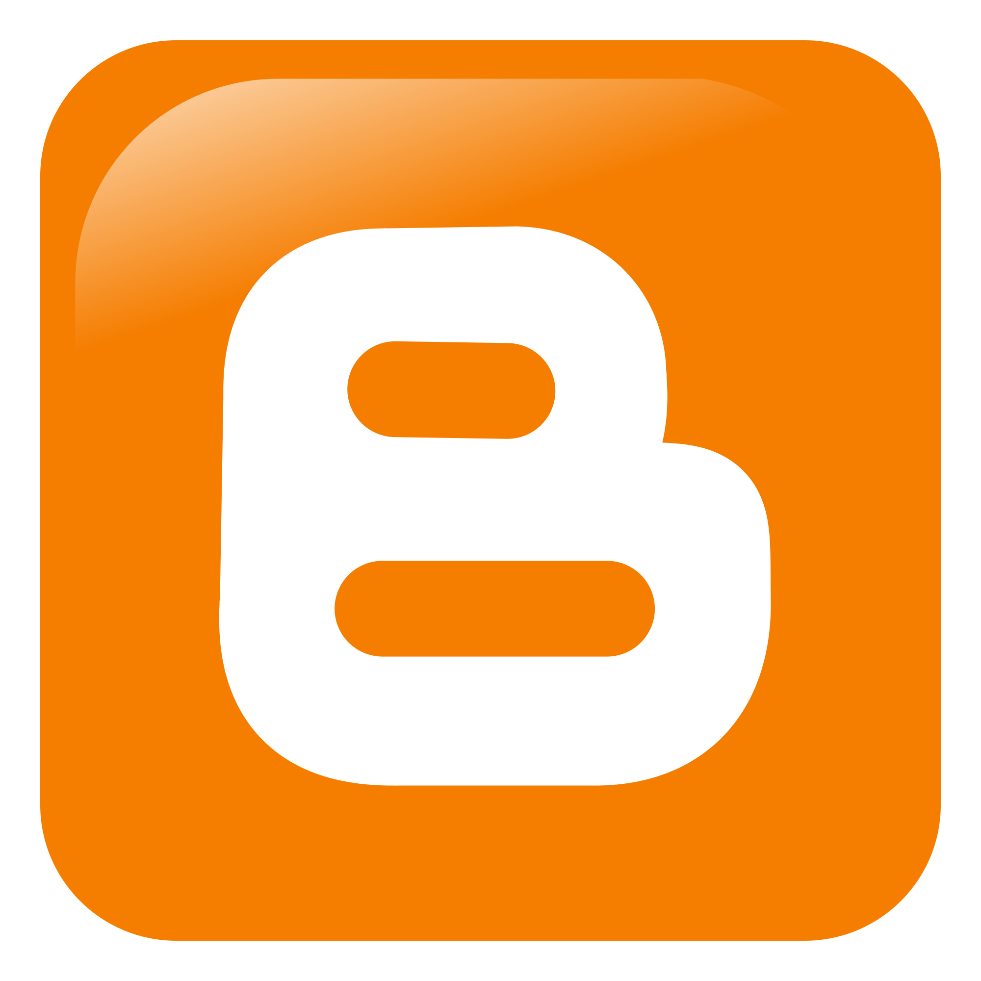 Blogger is a blog-publishing service that allows private or multi-user blogs with time-stamped entries.
