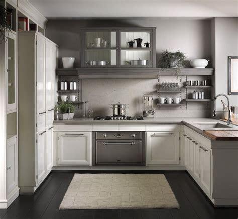 white grey kitchens ideas  pinterest