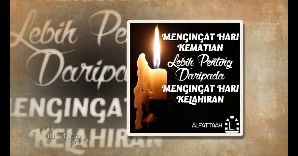 Kata Kata Mutiara Islam Kematian - kata kata mutiara