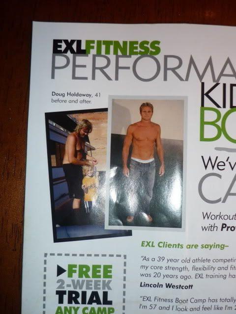 Creepy Fitness Ad