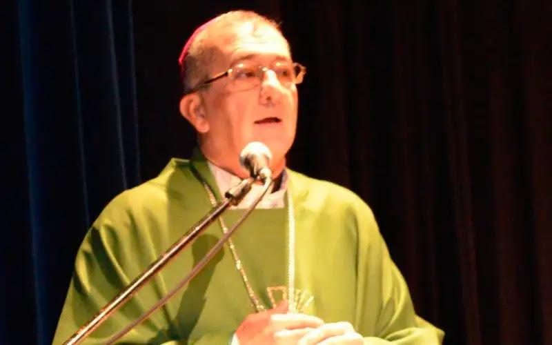 Mons. Juan Martínez. Foto: AICA