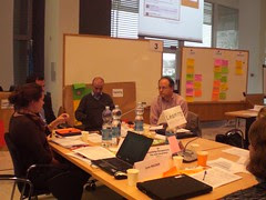 Disucssing how we can improve learning before, during and after in our organization's work