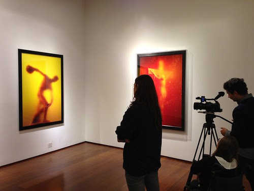 "Andrés Serrano's ""Piss Christ"" and other images"