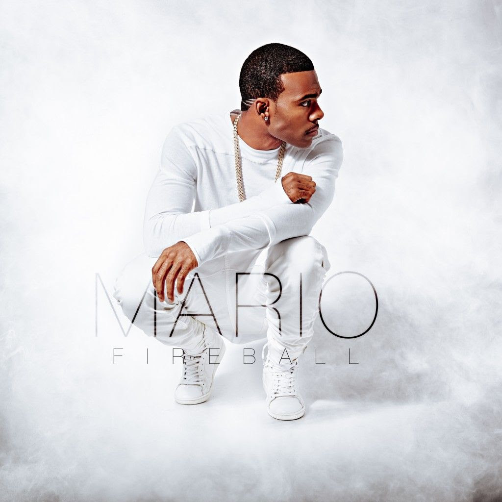 Mario : Fireball (Single Cover) photo mario.jpg