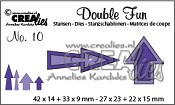 Double Fun stansen no. 10 / Double Fun dies no. 10
