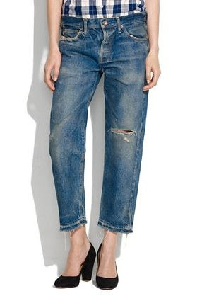 Chimala Denim Ankle Jeans