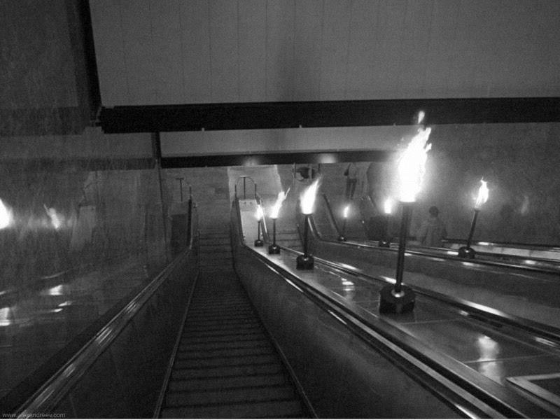 Russian subway horror 5