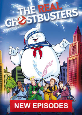 Real Ghostbusters, The - Season 3