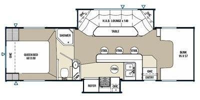 Class C Motorhome Archives Small Rv Org Barn Homes Floor Plans 2019