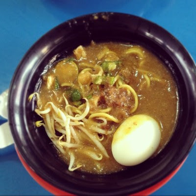 Mee rebus. :D  (Taken with Instagram)