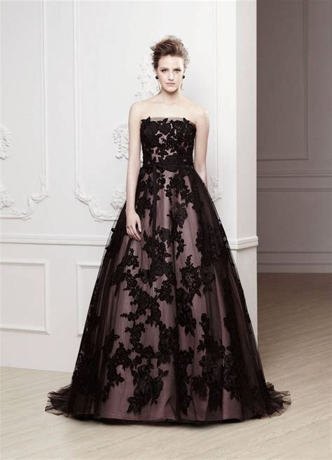 17 Best ideas about Gothic Wedding Dresses on Pinterest