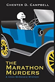 The Marathon Murders by Chester D. Campbell