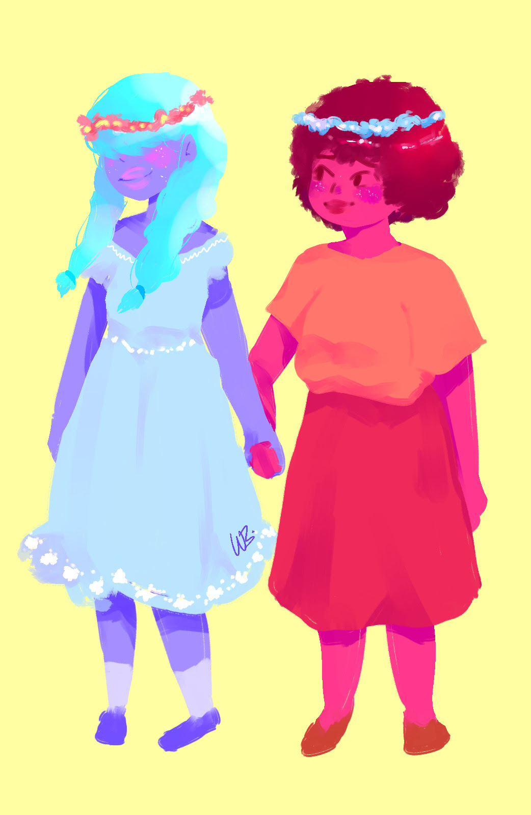Two of my Rupphire posts for the SU Ship Tribute!!