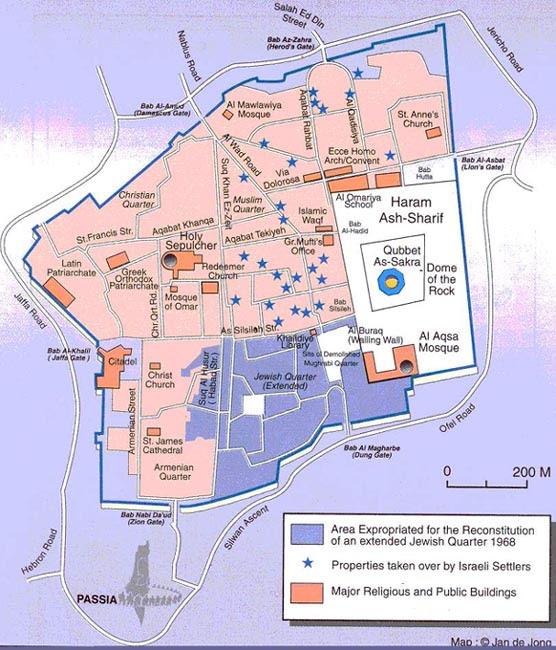 Around The Old City Of Jerusalem - Travel Israel   Cities Surrounding Jerusalem