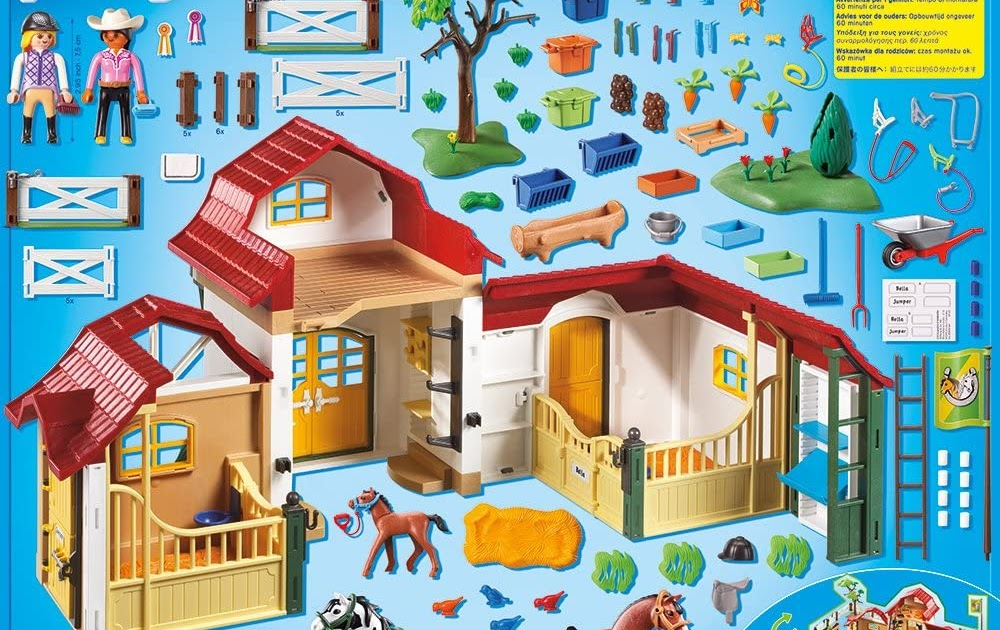 Anleitung Playmobil