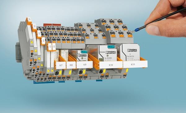 Nuevo sistema de relés industriales para todo tipo de aplicaciones