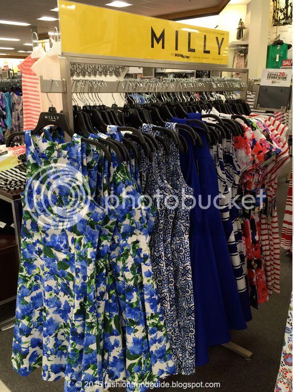 Milly for Kohls dresses