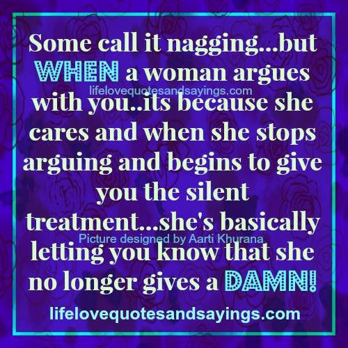 Quotes About Nagging 70 Quotes