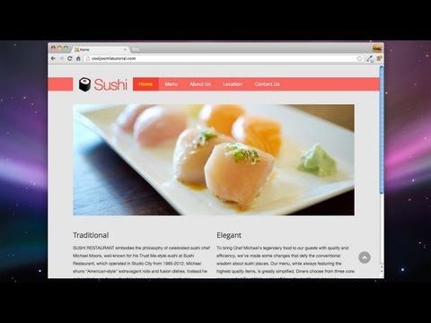 CREATE EASY WEBSITE USING JOOMLA AND LOCALHOST(XAMPP OR WAMP SERVER)