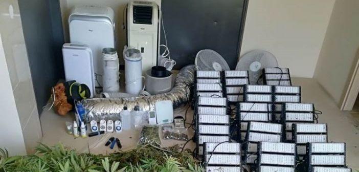 Ιόνιο: Εντοπίστηκε εργαστήριο υδροπονικής καλλιέργειας κάνναβης (skunk) καθώς και παρασκευής αναβολικών ουσιών στην Κέρκυρα! (ΔΕΙΤΕ ΦΩΤΟ)