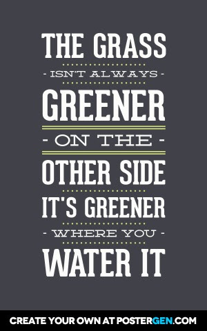 Water It Poster Maker Quote Posters Custom Posters Postergencom