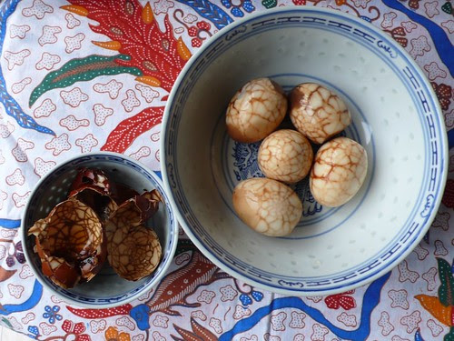 Chinese Tea Eggs