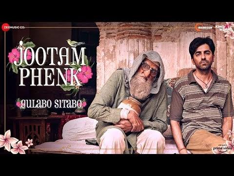Jootam Phenk Lyrics Gulabo Sitabo