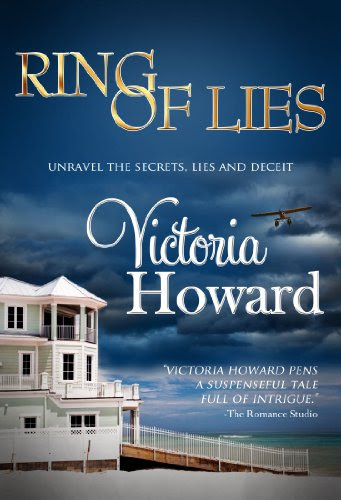 Ring of Lies by Victoria Howard