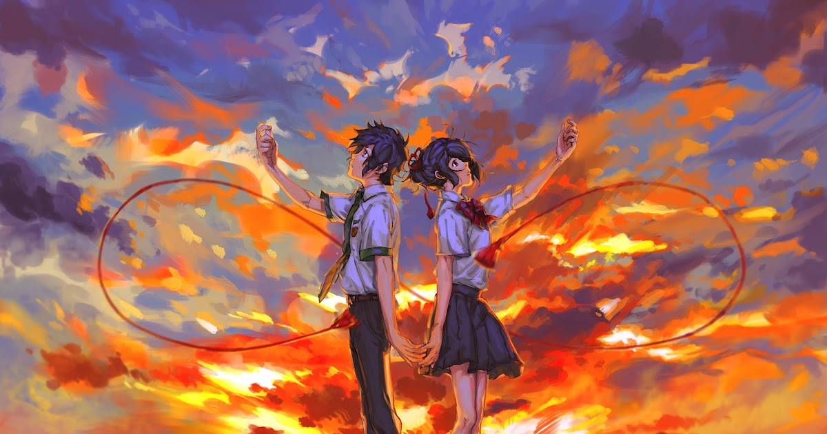 17 Full Hd Your Name Anime Wallpaper Orochi Wallpaper