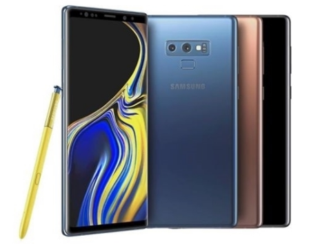 Samsung Galaxy Note 9 512GB Price in Pakistan & India Key Specs & Features