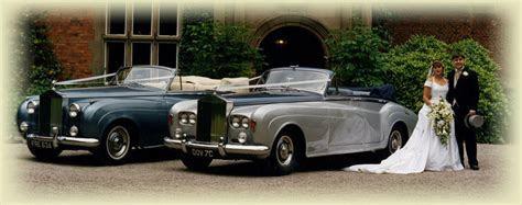 Barrie James Rolls Royce & Bentley Wedding Car Hire in