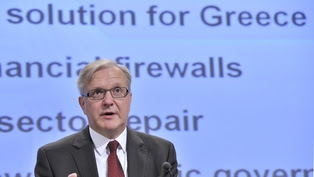 EU commissioner Olli Rehn said there would be no better offer